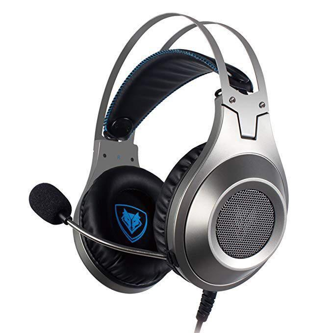 Headphones Computer PC.. NUBWO N2 Gaming Headset for Xbox One PS4 Playstation 4