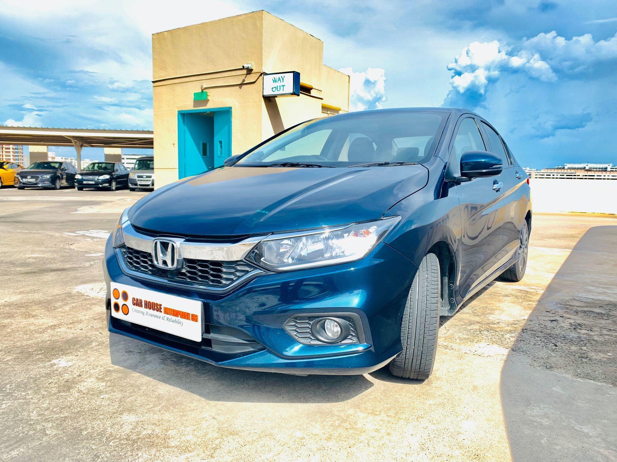 Honda City 1.5 SV Sedan i-VTEC Auto
