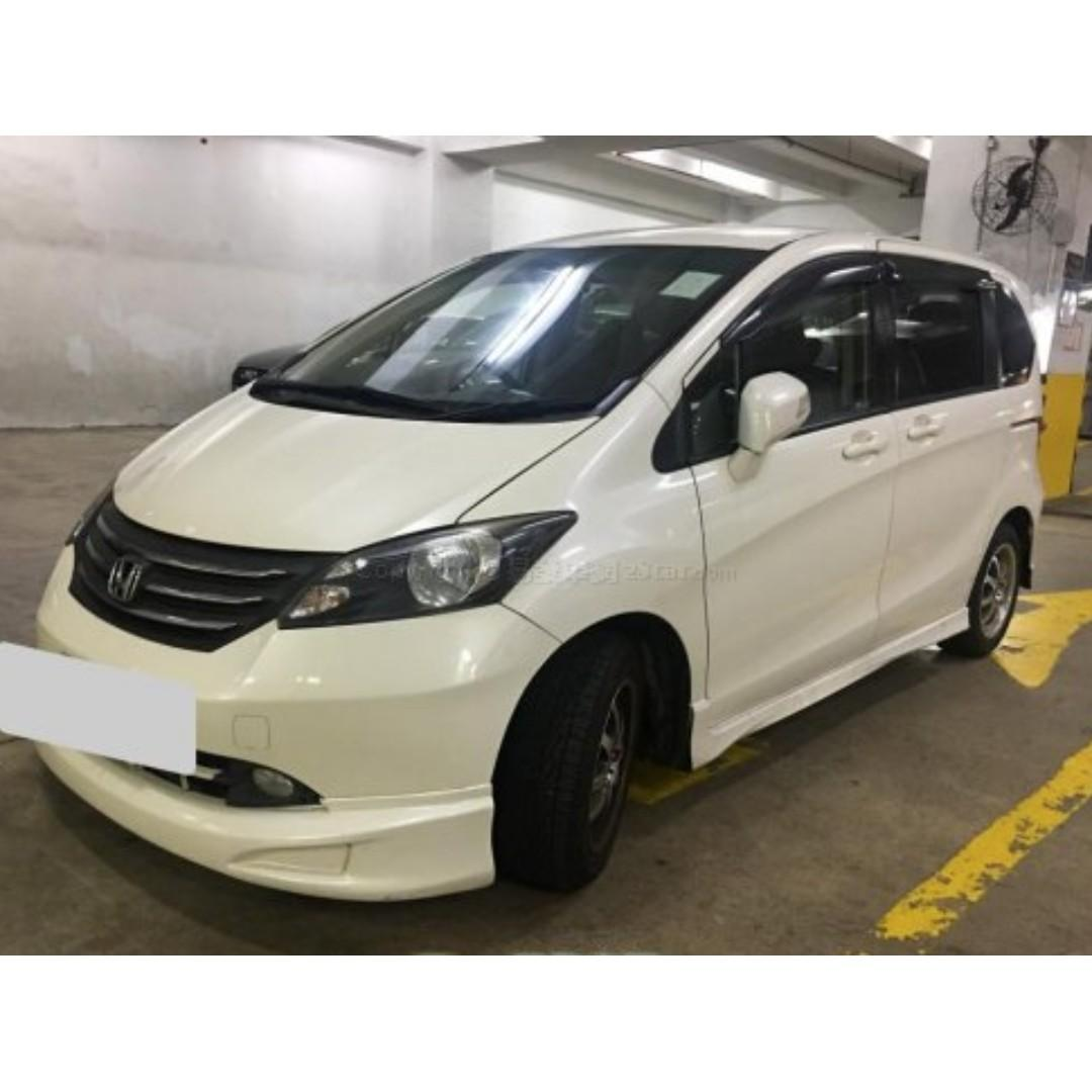 HONDA FREED GB3 2009