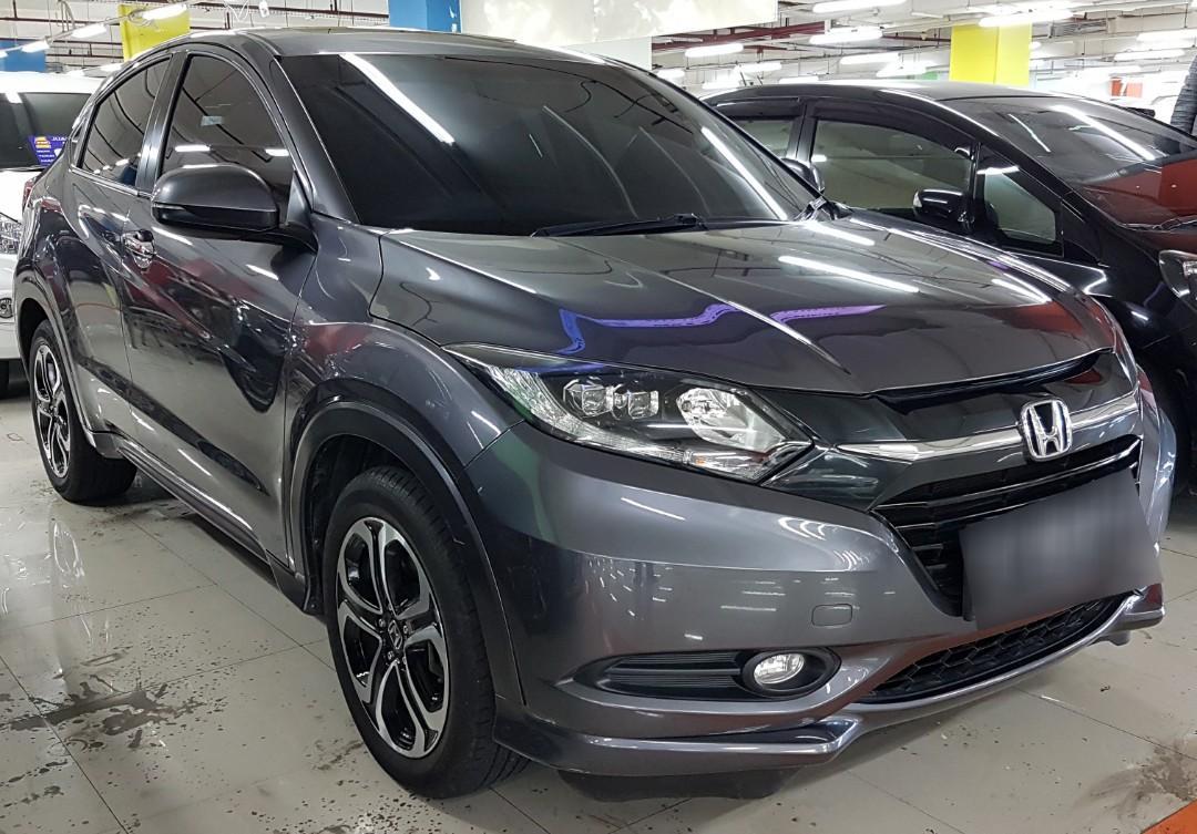 Honda HRV 1.8 Prestige tahun 2017