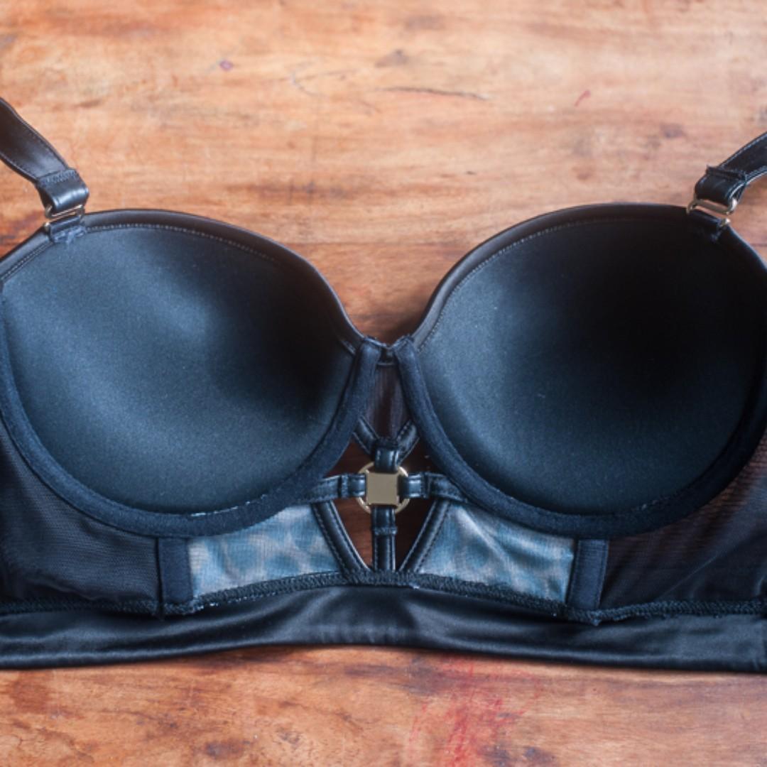 Honey Birdette - Maxine push up bra - Rare line. 10D