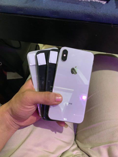 Iphone X Global Region 64gb dan 256gb