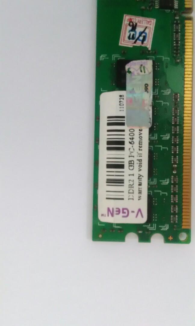 Jual Ram PC merek V-GEN