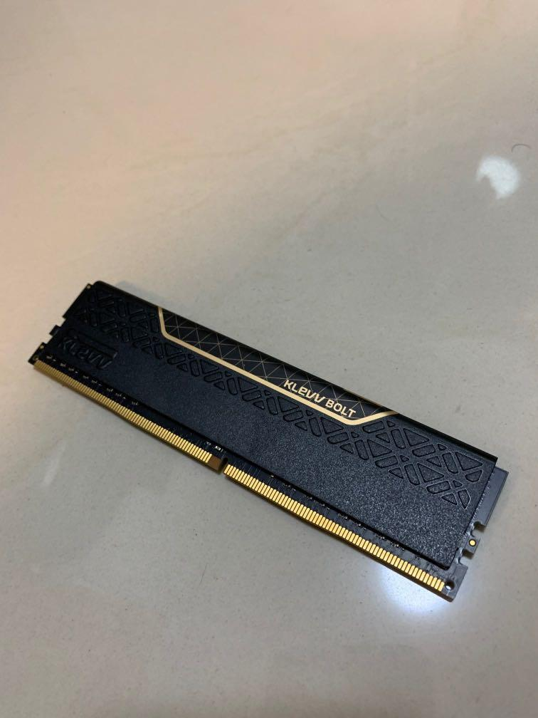 klevv BOLT 4GB DDR4-2400