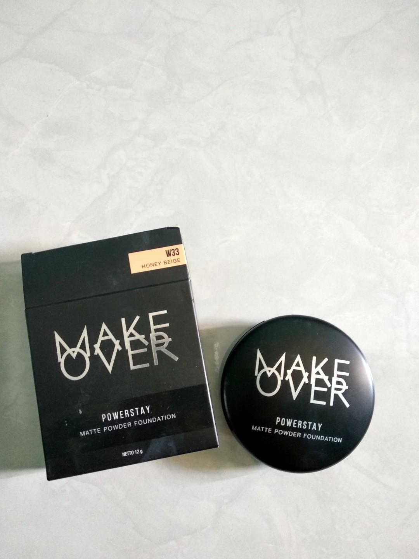 Make Over Powder Foundation