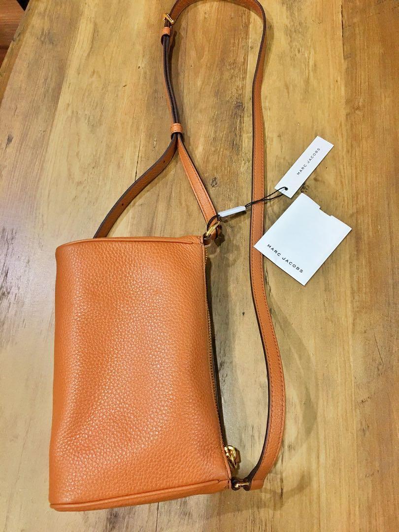 Marc Jacobs Empire City Leather Crossbody Bag