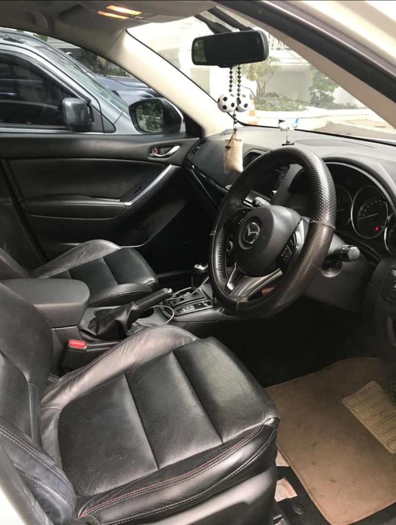 Mazda CX5 GT AT 2012 Sunroof, Ex Pramugari