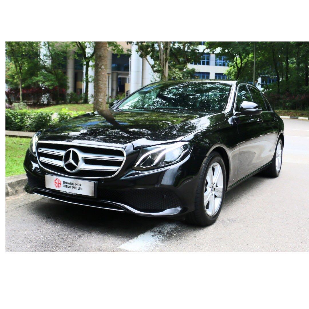 Mercedes-Benz E200D  SE PREMIUM Auto