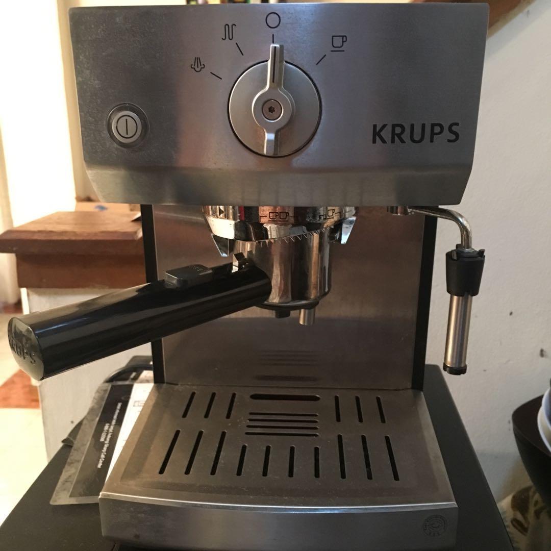 Mesin Kopi Espresso Krups XP5200