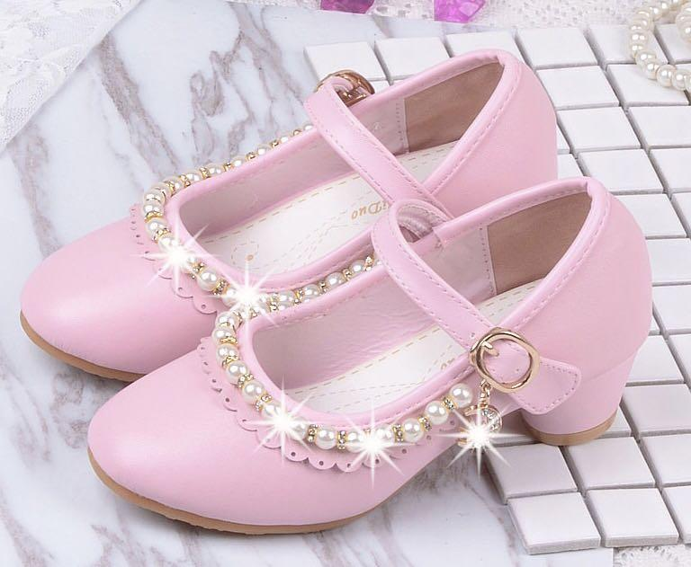 New Girl Princess High Heels Shoes