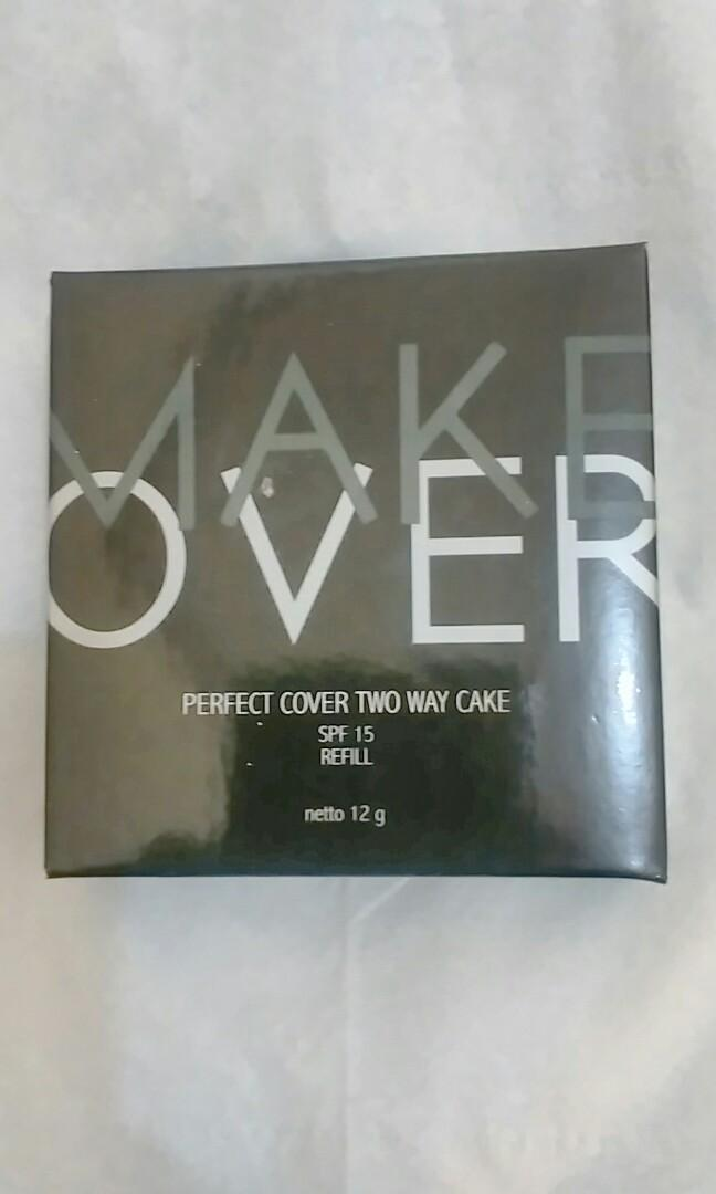 New- Makeover two way cake