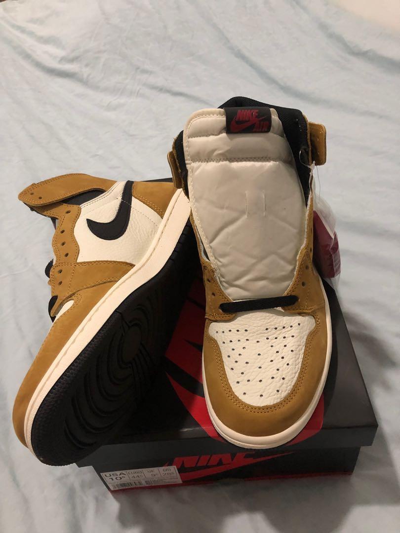 Nike Air Jordan 1 Retro High OG (Rookie