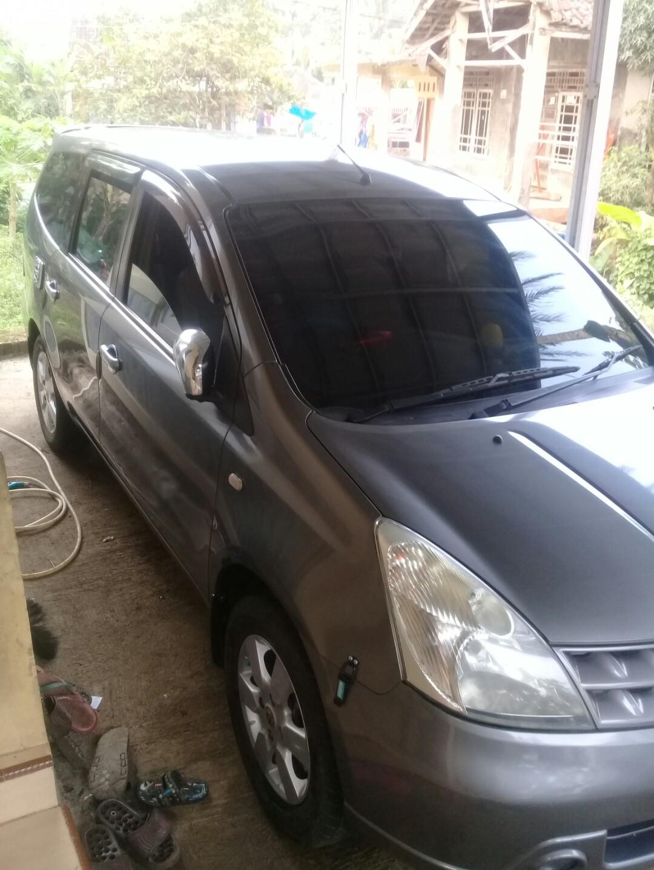 Nissan Grand Livina xv 2008 MT