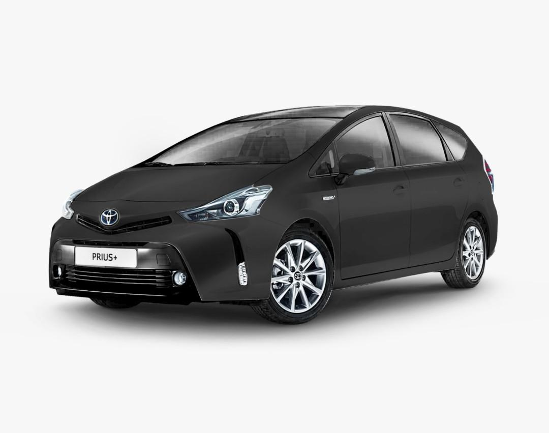 Brand New Toyota Prius Plus Hybrid 1.8L  - Private Hire / Grab Use