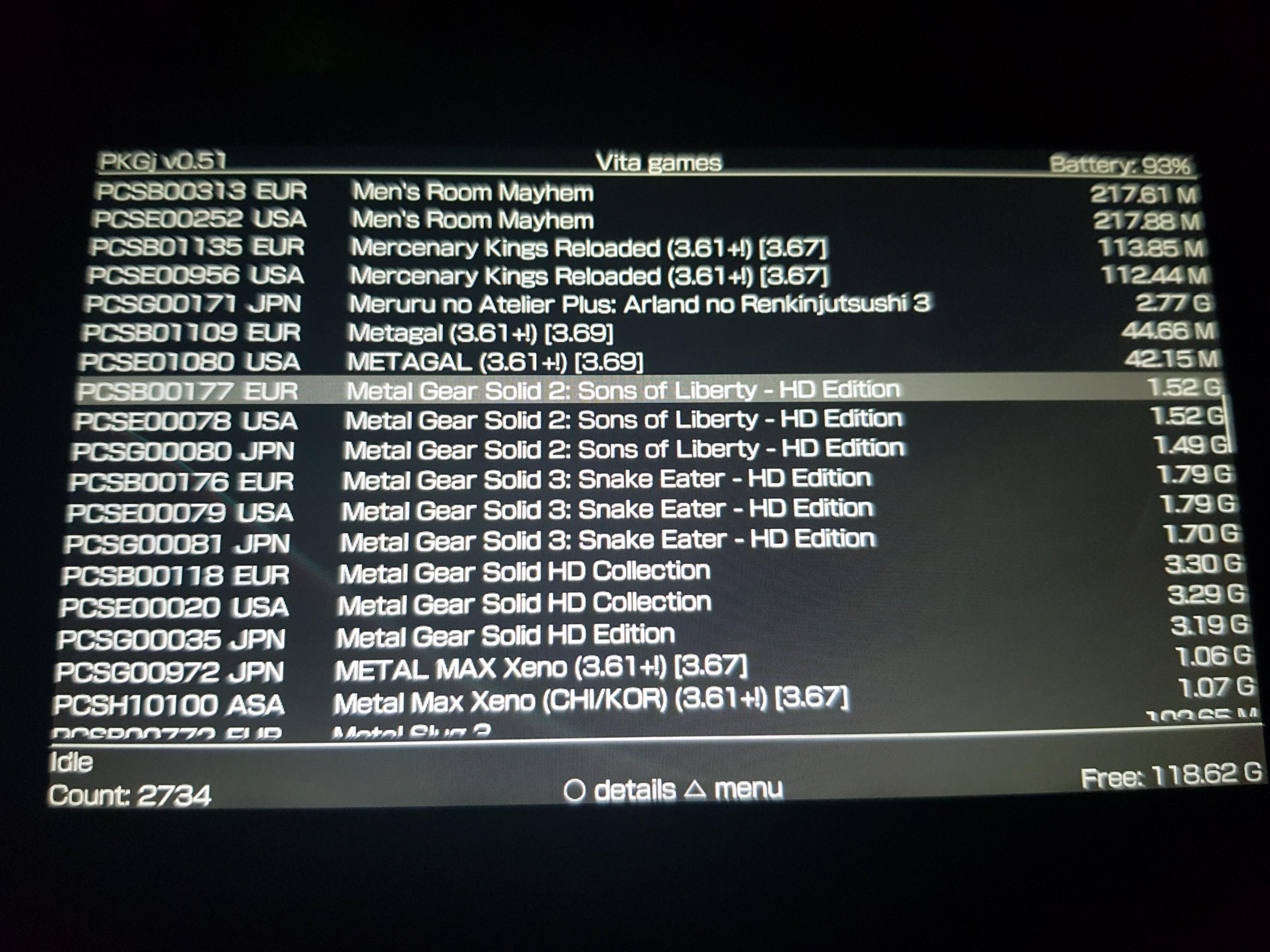 Ps vita modding service  All versions