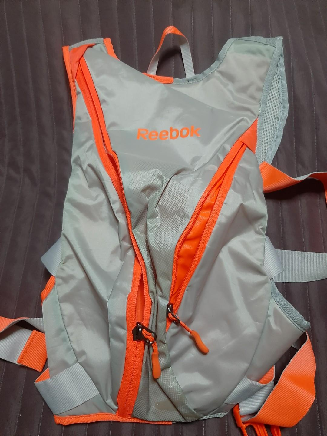 Reebok running/cycling vest backpack