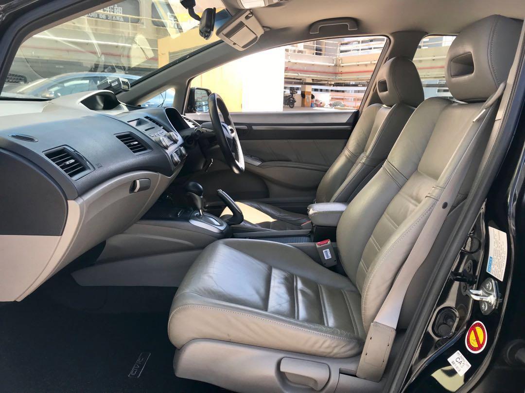 (SALES) 96811390 Honda Civic 1.3a hybrid new 5year Coe