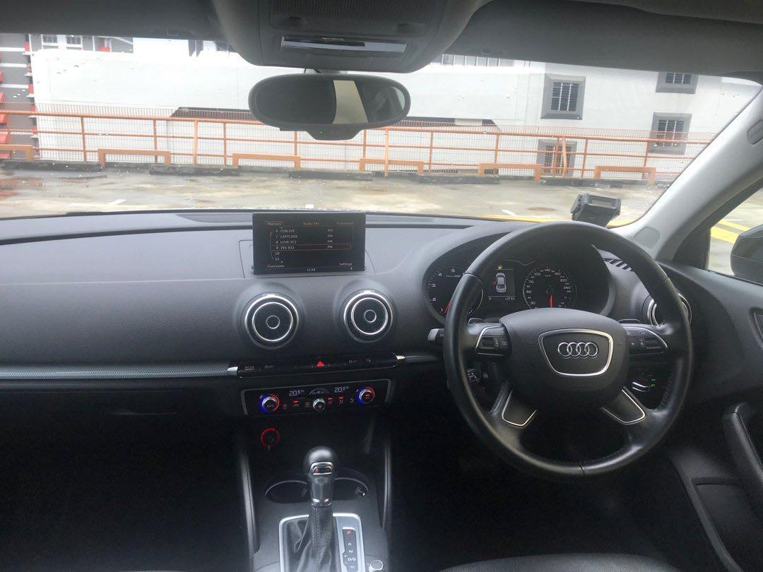(Sales) Audi A3 2015 cheapest in market (96811390)