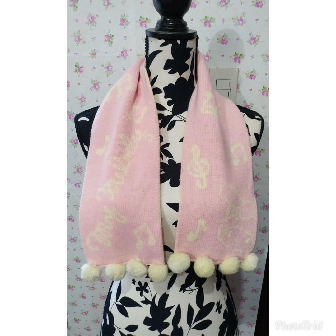 Sanrio My Melody Scarf for kids, Women's Fashion, Accessories, Scarves &  Shawls on Carousell