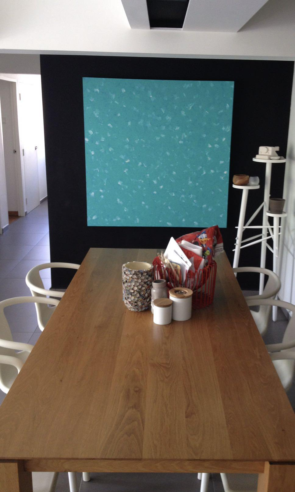 Solid Oak Dining Table from Air Division