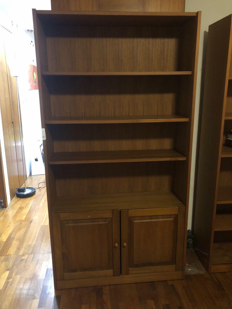 Solid Wood Bookshelf Very Sturdy