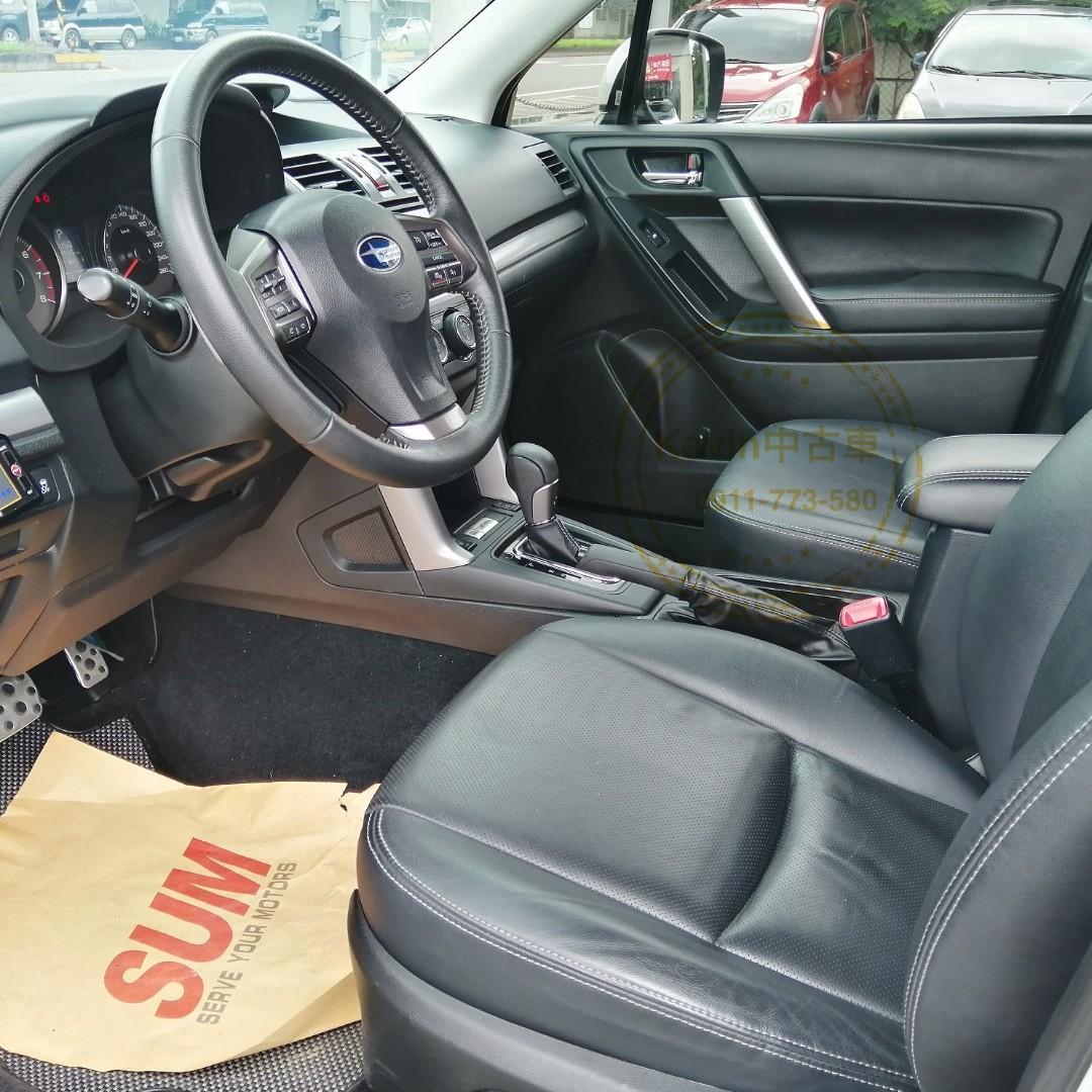 Subaru Forester森林人 XT