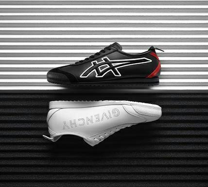 SUBMIT YOUR ORDER NOW for this LIMITED EDITION Givenchy x Onitsuka Tiger Sneaker in Black / White only