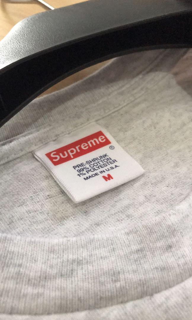 Supreme Cards Tee SS18