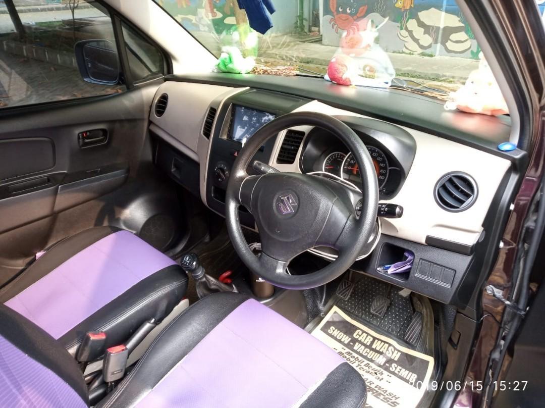 Suzuki Karimun Wagon R, type GL manual 2015