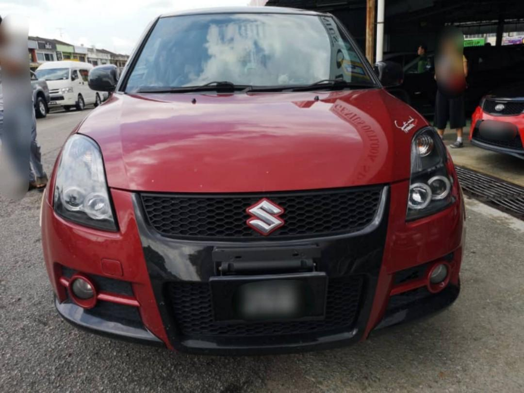 SUZUKI SWIFT🚘1.5AT VVTI SPORT PREMIER Full Bodykit 2008TH Cash💰OfferPrice!!🎉Rm19,500 Only!!
