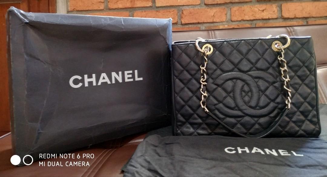 Tas Chanel GST Premium