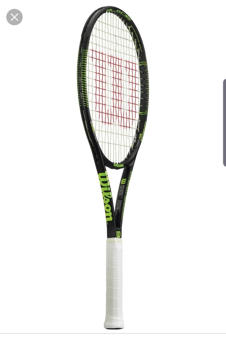 Tennis Racket ~ Wilson Blade 98S ~ 294gr ~ grip size 2 on Carousell