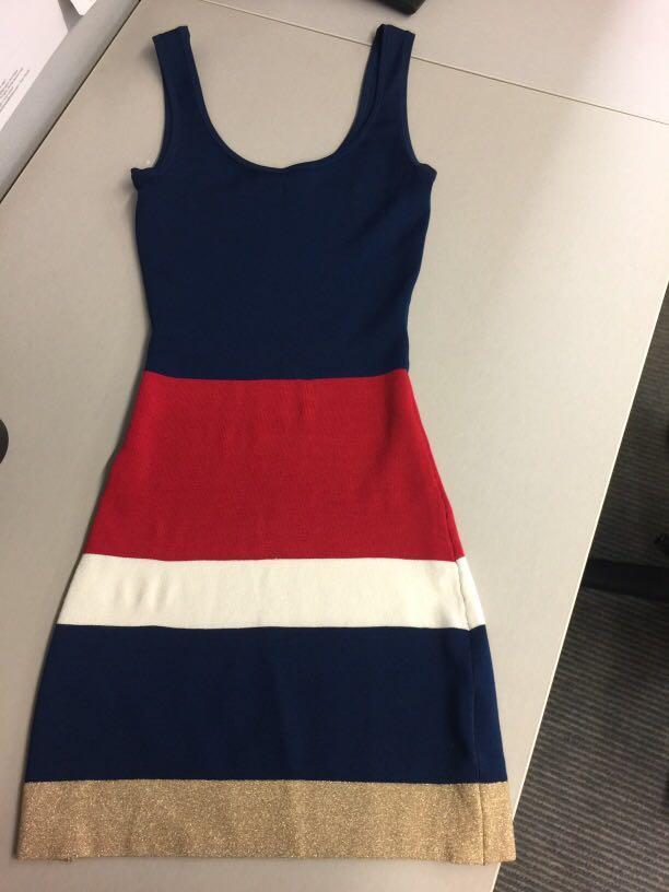 Tight tank dress by Marciano (XS)