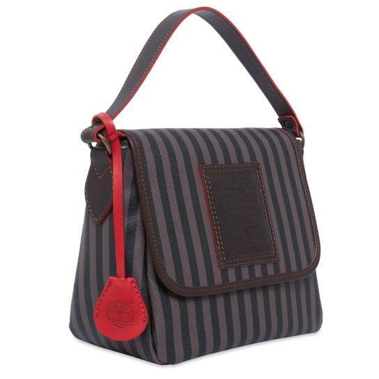 Timberland City Explorer - Striped Handbag | Handbag Womens Brown