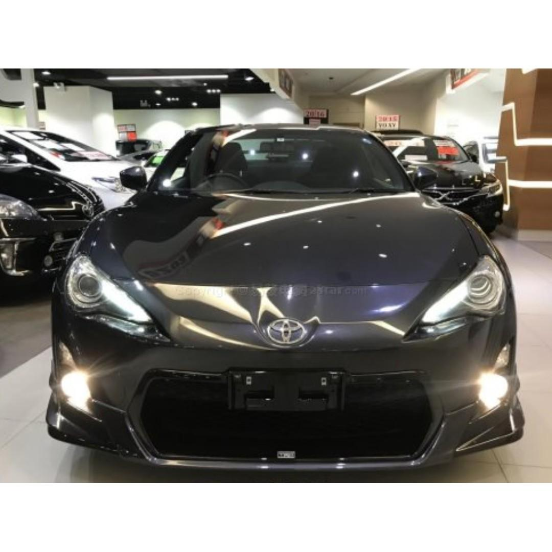 TOYOTA FT86 GT 2014