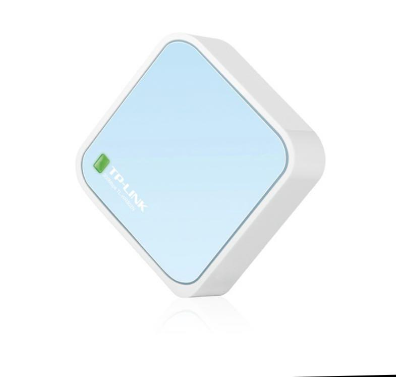 TP-LINK TL-WR802N 300Mbps Wireless N Nano Router - 3 YEARS