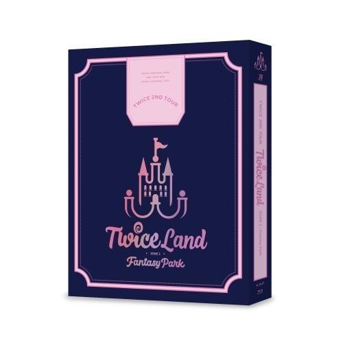 TWICE - TWICE 2ND TOUR 'TWICELAND ZONE 2:Fantasy Park' Blu-ray