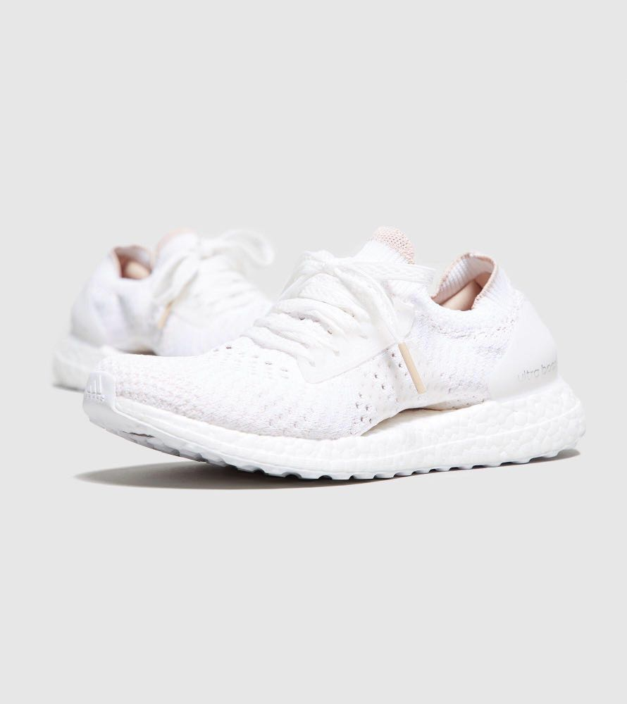 buy online d3c37 5a8d2 Adidas Ultraboost X Clima pure white shoes for running ...