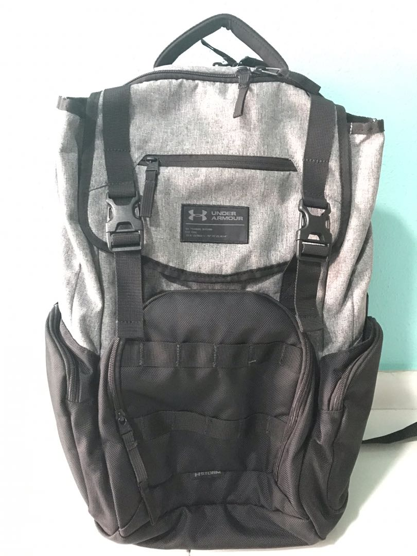 f4431640a Under Armour Backpack, Men's Fashion, Bags & Wallets, Backpacks on ...