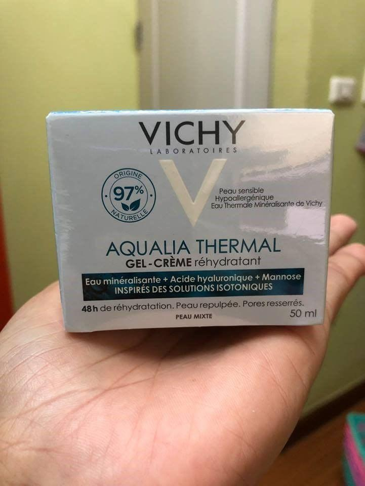 Vichy Aqualia Thermal Rehydrating Gel -Cream 50 ml.