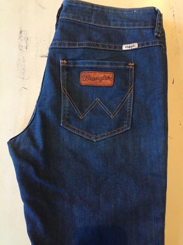 Wrangler Twiggy Jean