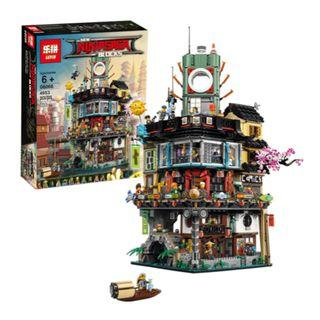 Lepin 06066 Ninjago City (70620)