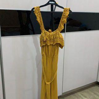 Forever21 jumpsuit dress original