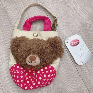 🚚 Disney 雪莉玫寵物提袋