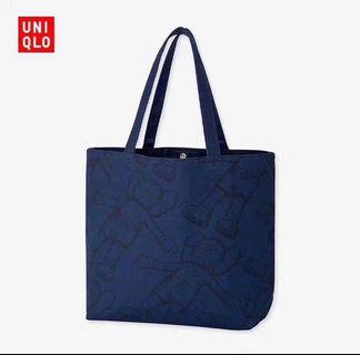 KAWS x Uniqlo Tote Bag