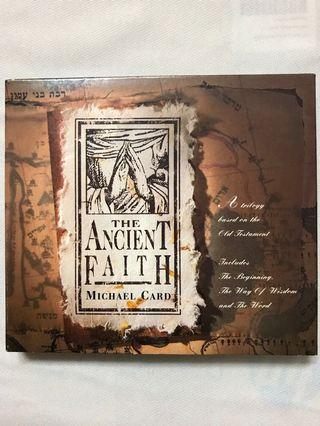 Michael Card ~ The Ancient Faith (2cd Set)