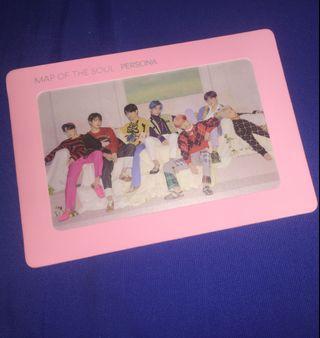BTS MOTS: Persona Aurora photo frame ver 4