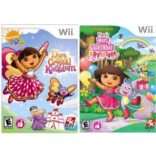 SPECIAL PROMO - 2 Wii Games for $20
