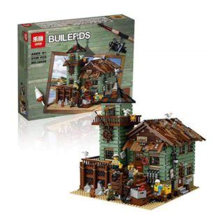 Lepin 16050 Creator Old Fishing Store (21310)