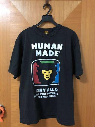 Human Made Tv Logo Tee